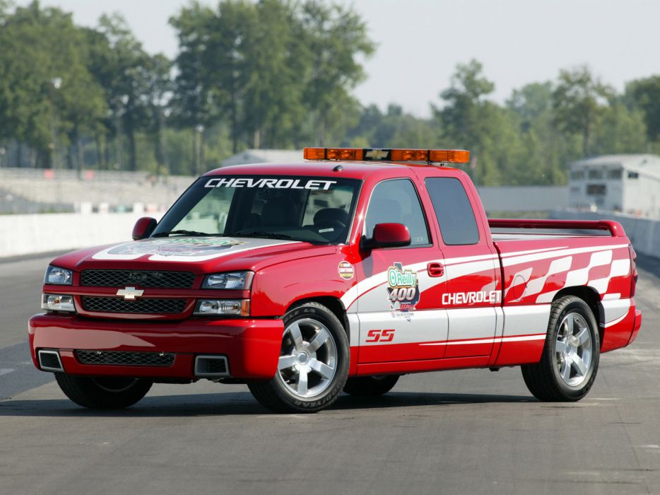 2003 Chevrolet Silverado S S Extended Cab Oreilly 400 Pace Truck