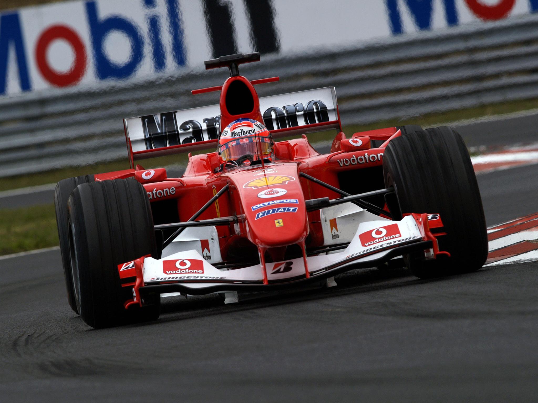 2004 Ferrari F2004 Formula One F 1 Race Racing F Wallpaper