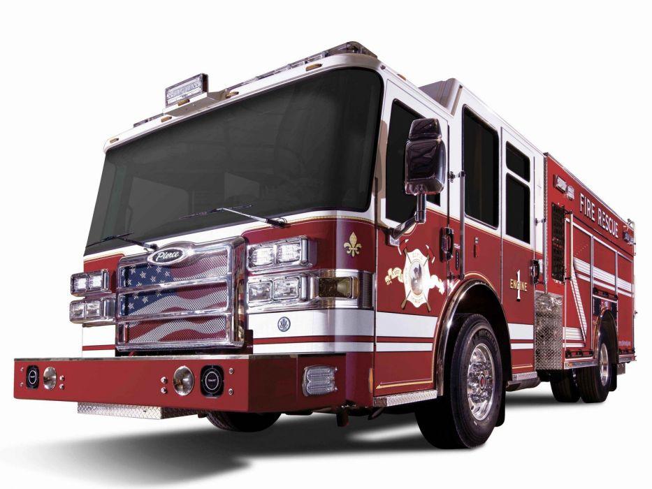 2011 Pierce Dash C F Firetruck Wallpaper 1600x1200