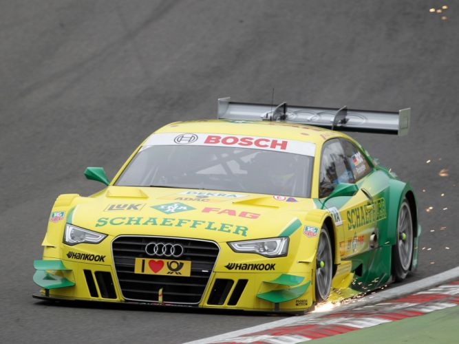 2012 Audi RS5 Coupe DTM race racing g wallpaper