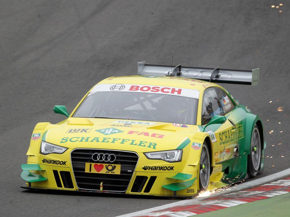 2012 Audi RS5 Coupe DTM race racing    g wallpaper