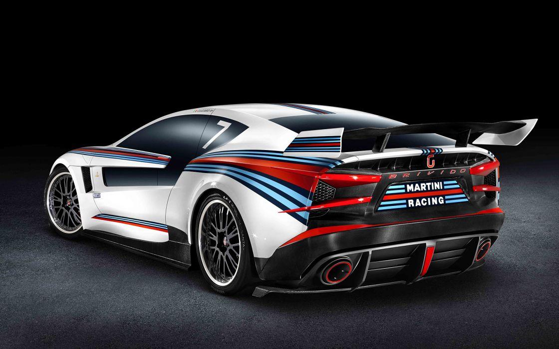 2012 Italdesign Brivido Martini Racing Supercar Supercars G