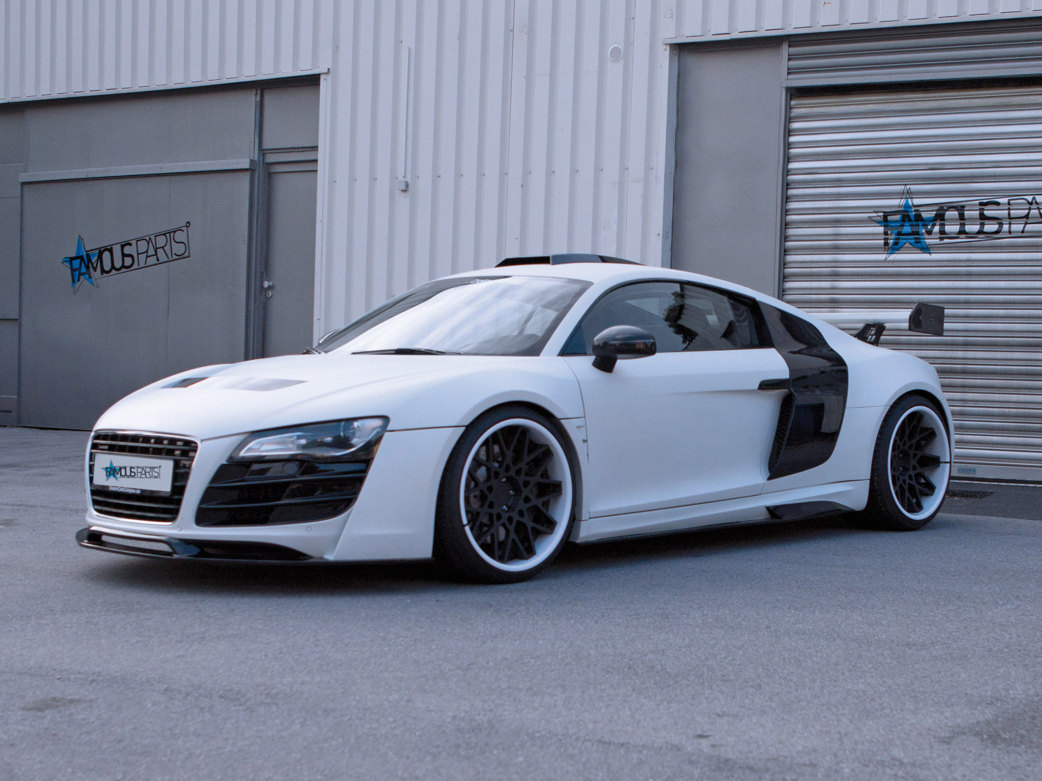 2013 Audi R8 GT Wide PD-850 supercar supercars tuning g-t r-8 ...