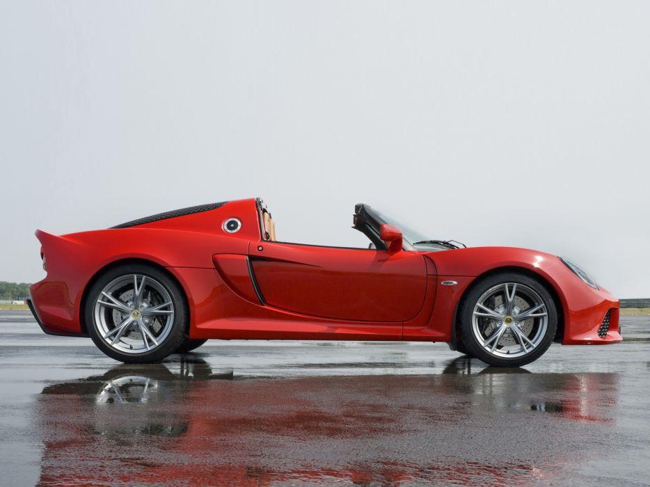 2013 Lotus Exige S Roadster supercar supercars     g wallpaper