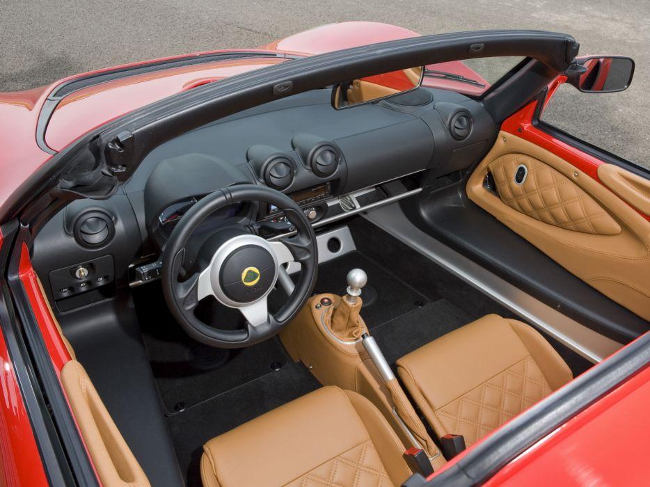 2013 Lotus Exige S Roadster Supercar Supercars Interior Wallpaper