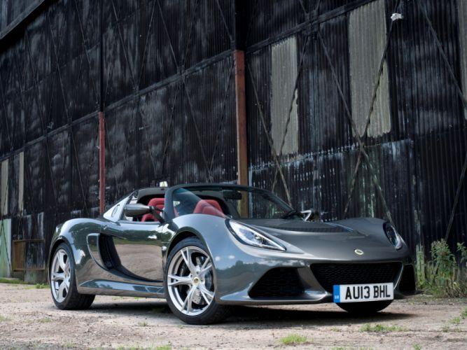 2013 Lotus Exige S Roadster UK-spec supercar supercars g wallpaper