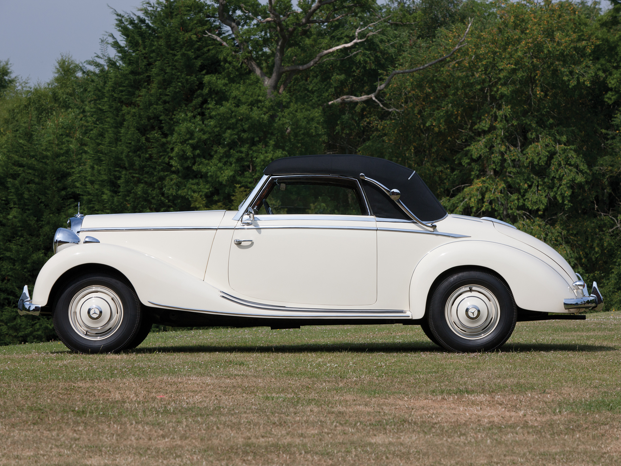 1949 mercedes benz 170 s cabriolet a w136iv retro luxury f for 1949 mercedes benz