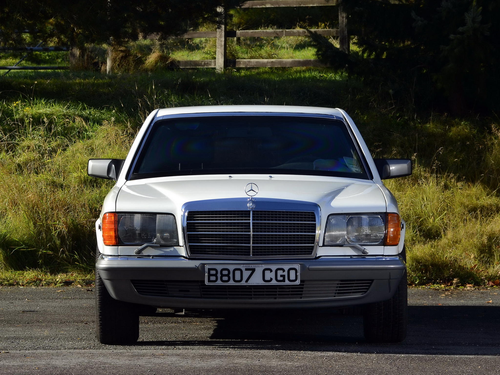 1985 Armored Mercedes Benz 500 SEL Guard W126 luxury g wallpaper ...