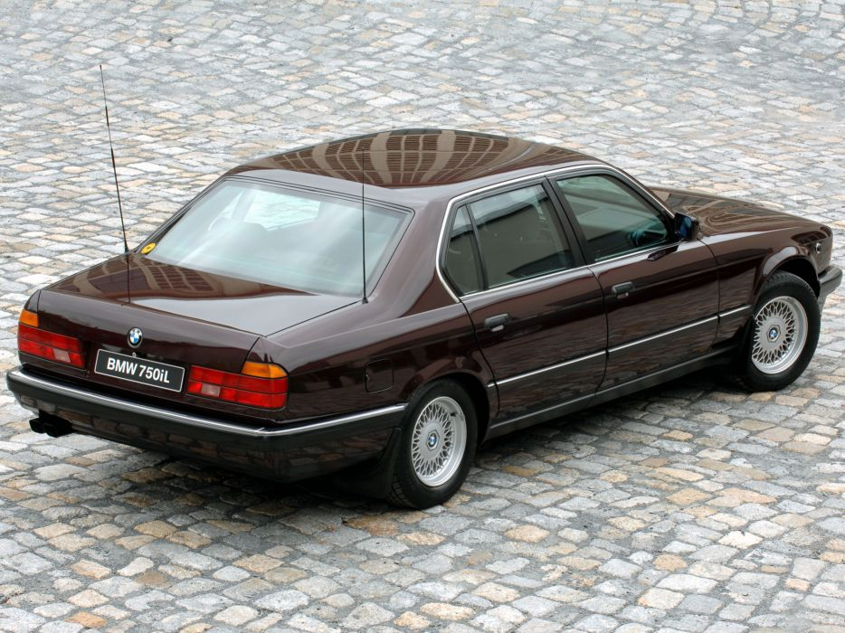 1987 Armored BMW 750iL Security E32 luxury g wallpaper | 2048x1536 ...