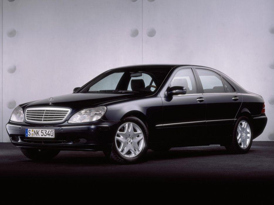2002 Armored Mercedes Benz S-Klasse Guard W220 luxury    g wallpaper