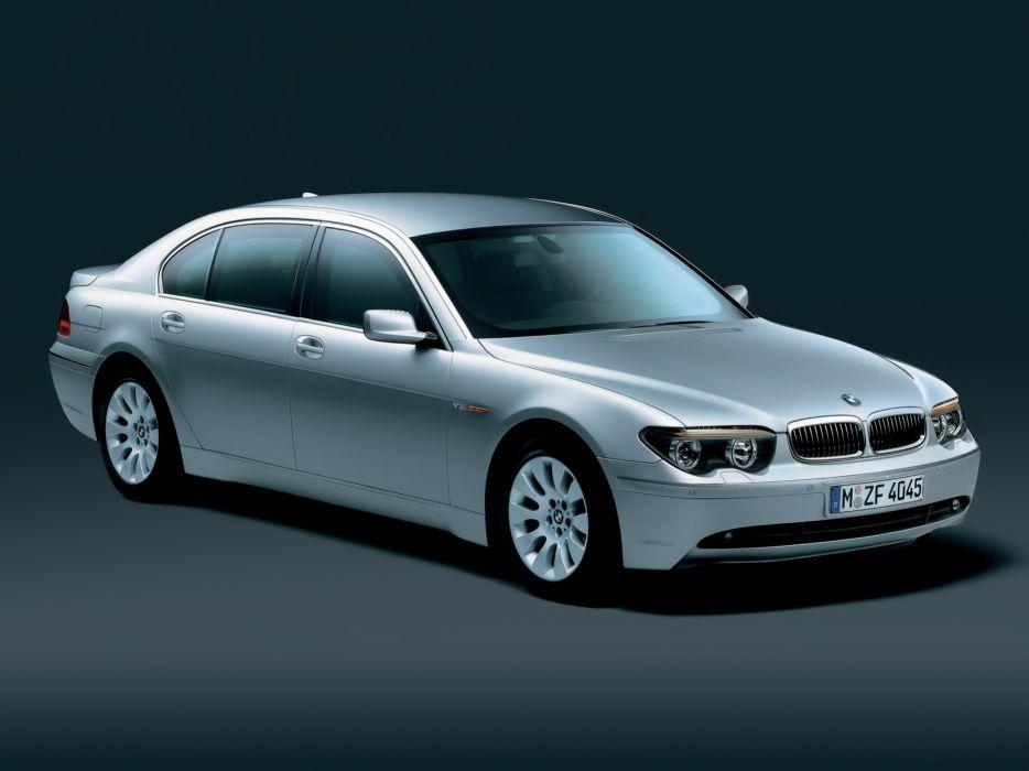 2003 Armored BMW 760Li High Security E66 luxury wallpaper ...