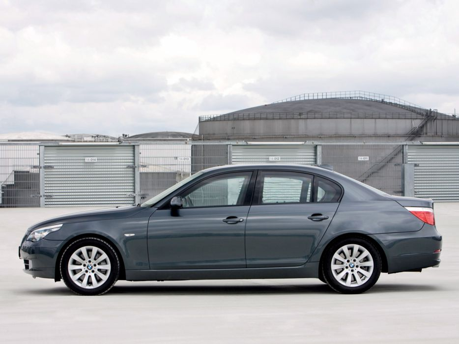 2008 Armored BMW 5-Series Security E60 g wallpaper | 2048x1536 ...