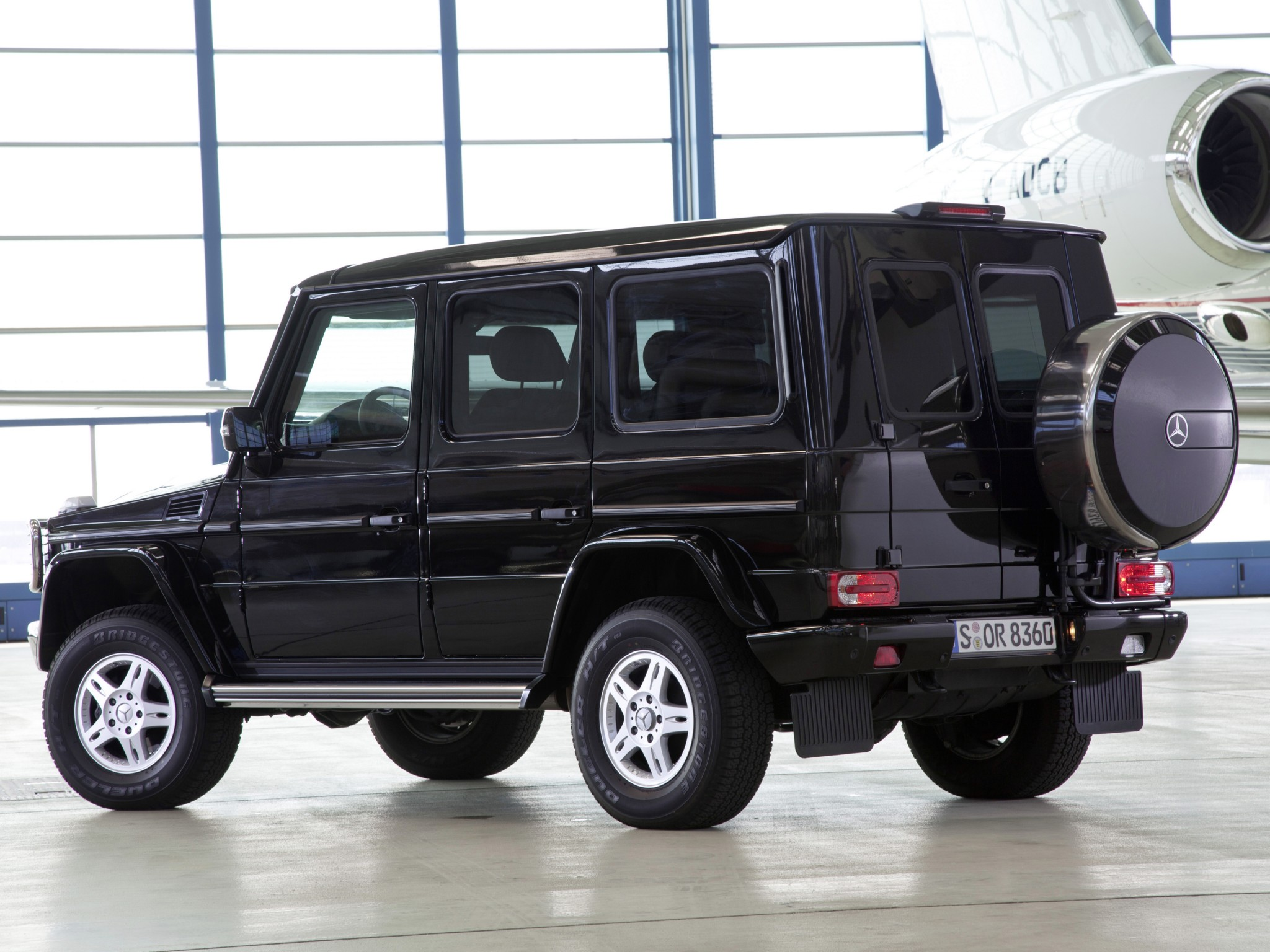 2009 armored mercedes benz g 500 guard w463 suv 4x4 g for Mercedes benz e guard price