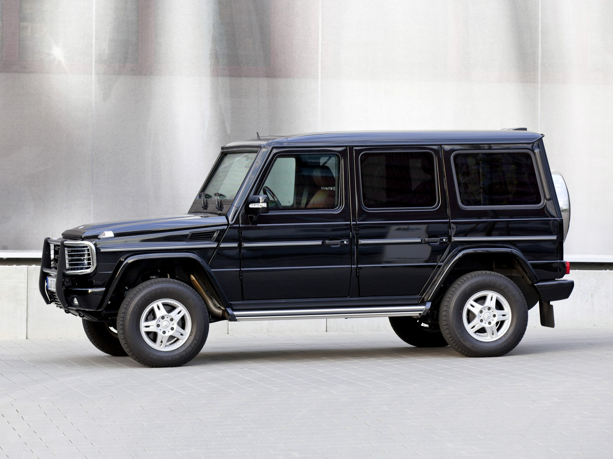 2009 armored mercedes benz g 500 guard w463 suv 4x4 gd for Mercedes benz armored