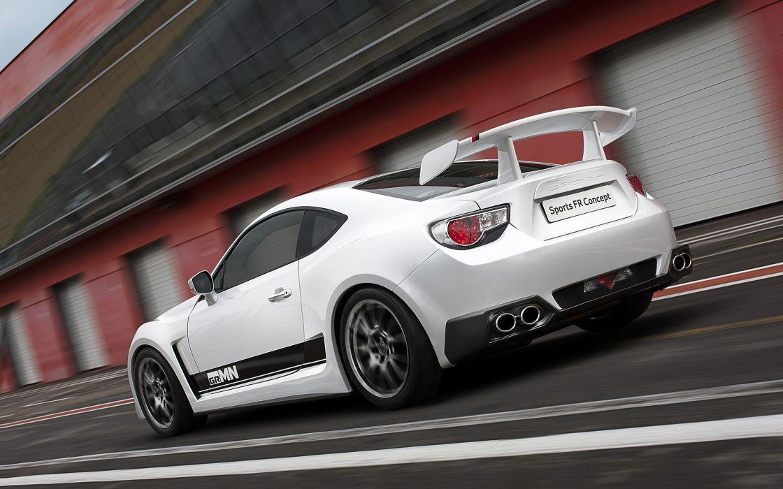 2012 GRMN-Sports Toyota GT86 TRD supercar supercars   g wallpaper