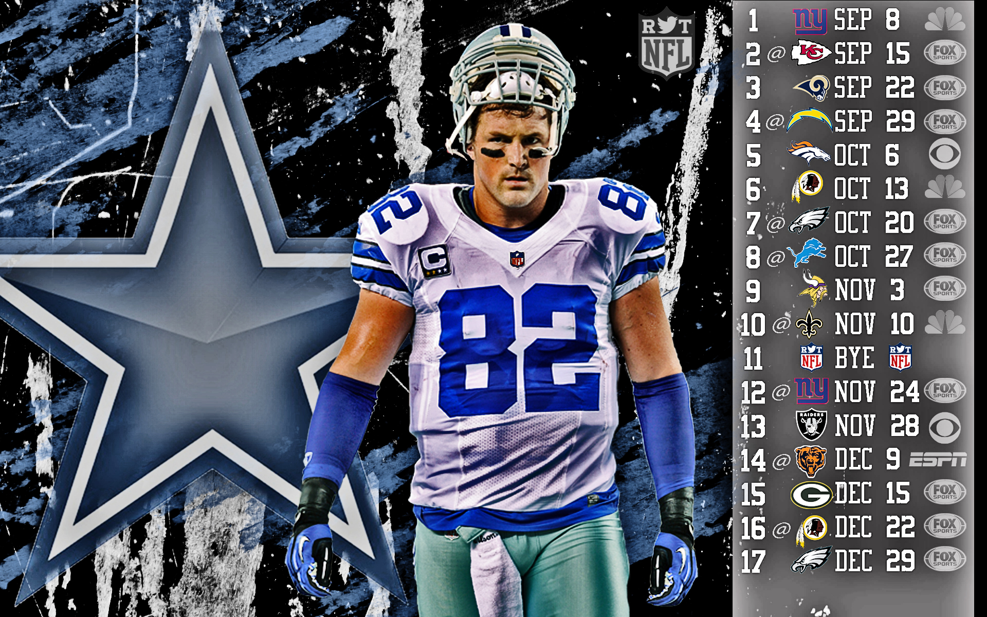 2013 dallas cowboys football nfl wallpaper 1920x1200