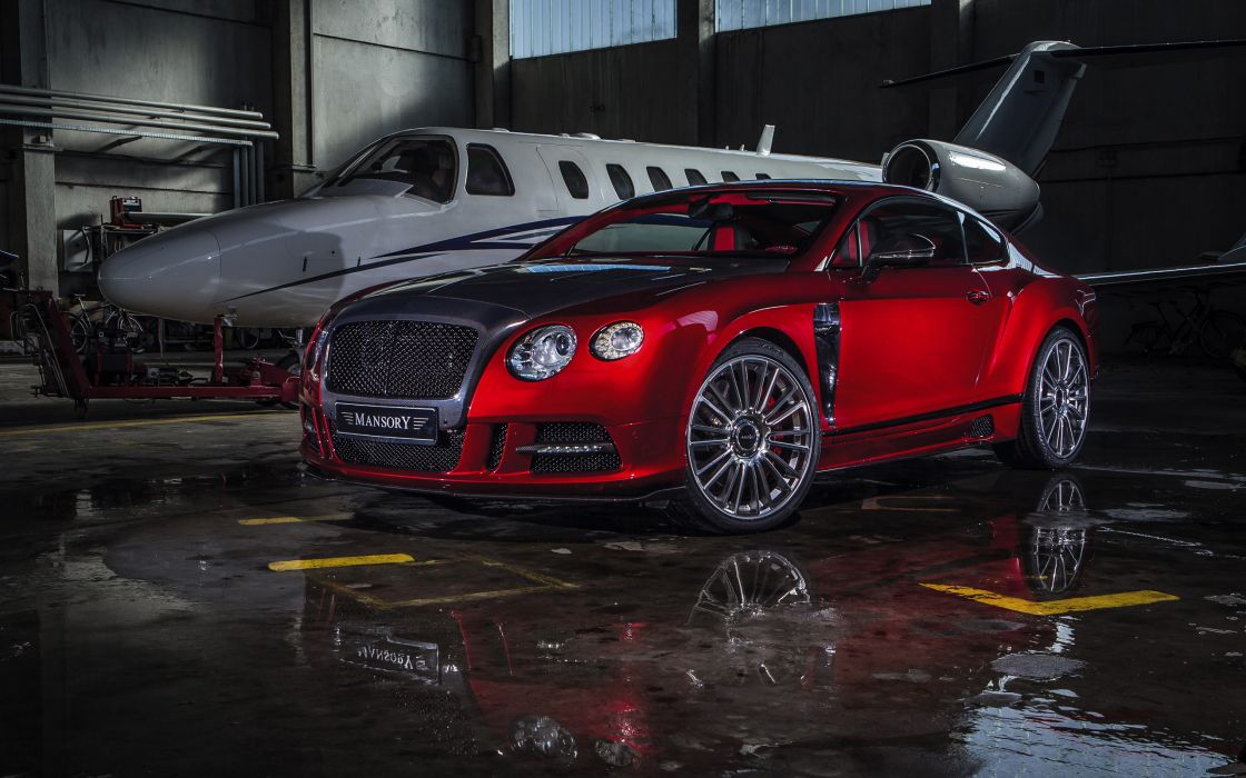 2013 Mansory Bentley Continental GT Sanguis luxury tuning g-t wallpaper