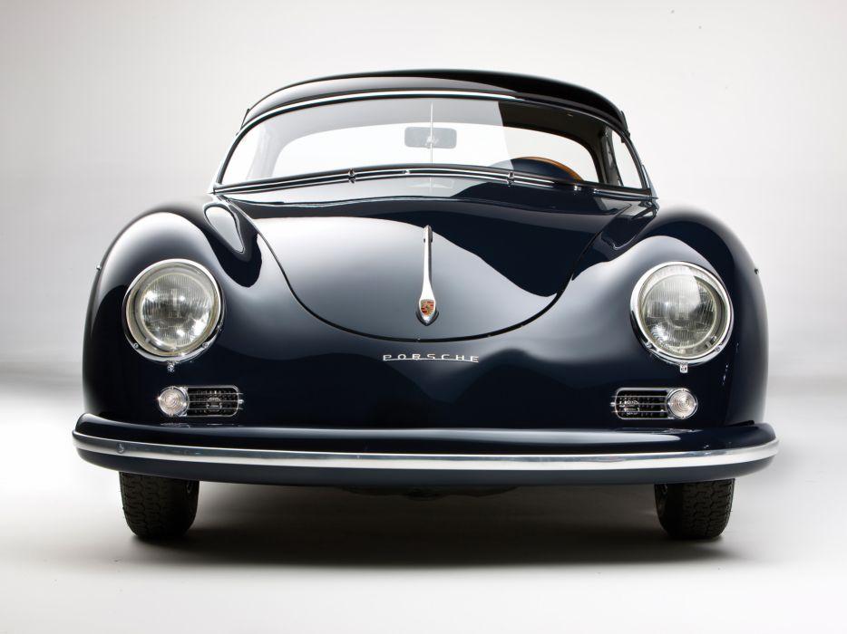 1958 Porsche 356A 1600 Speedster US-spec T-2 retro    f wallpaper