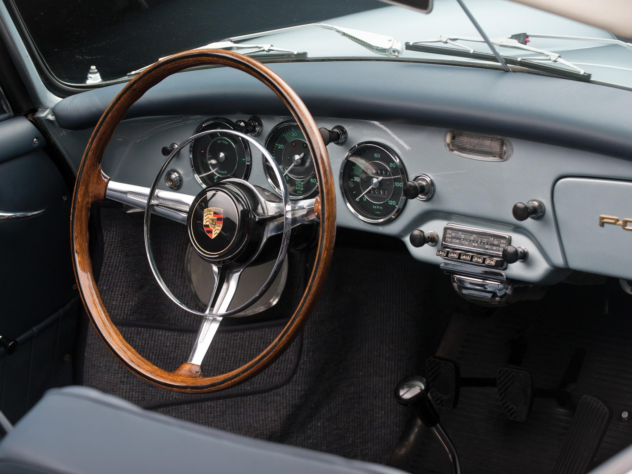 1960 porsche 356b 1600 cabriolet reutter t 5 classic. Black Bedroom Furniture Sets. Home Design Ideas