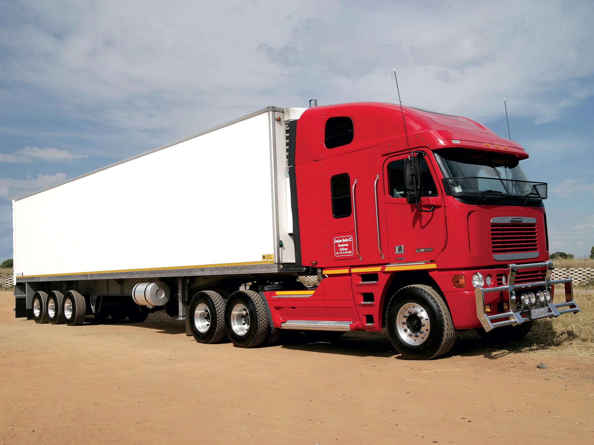 Freightliner Tractor Weight : Freightliner argosy za spec semi tractor g wallpaper