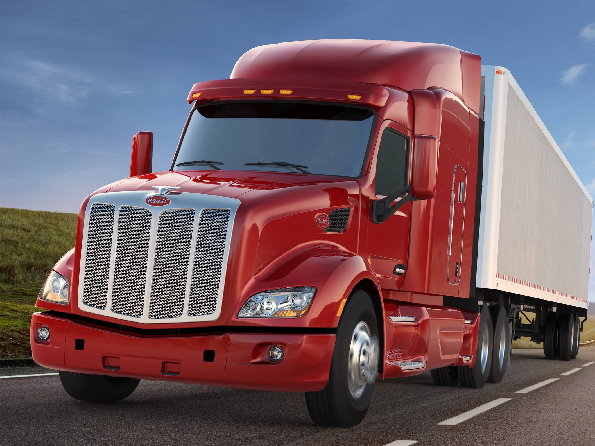 Tractor Trailer Wallpaper 579 Semi Tractor Wallpaper