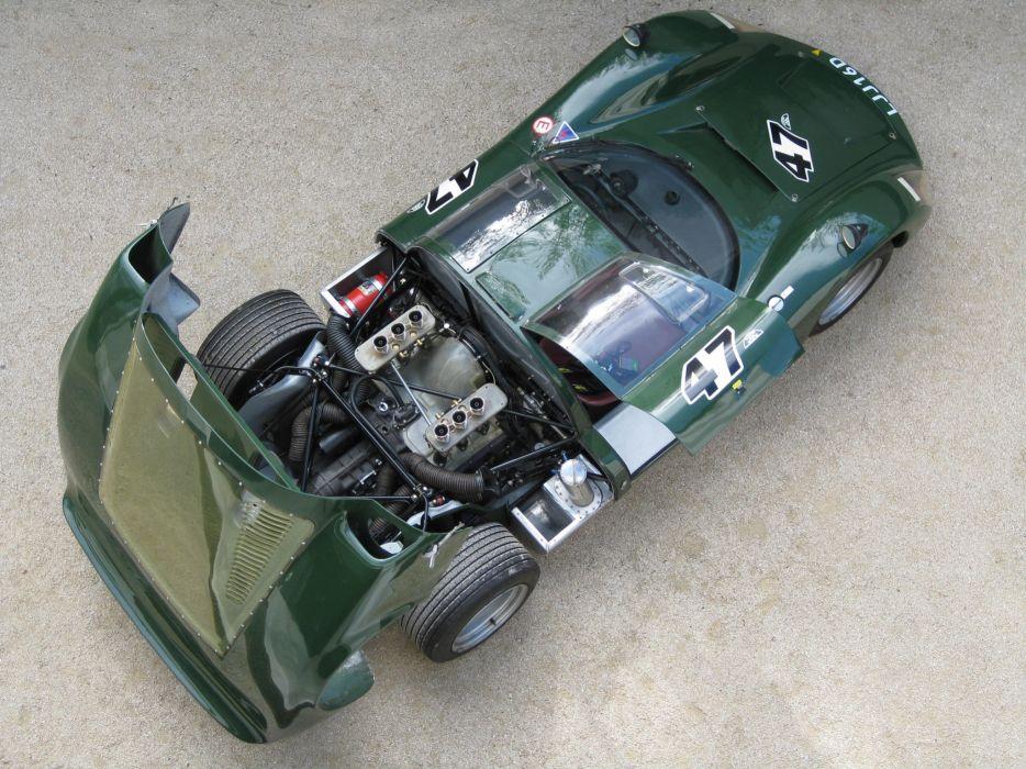 1966 Porsche 906 Carrera 6 Kurzheck Coupe race racing supercar supercars classic engine engines  b wallpaper