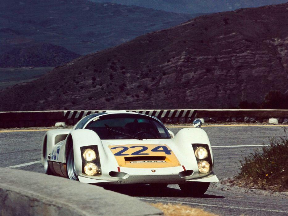 1966 Porsche 906 Carrera 6 Kurzheck Coupe race racing supercar supercars classic h wallpaper
