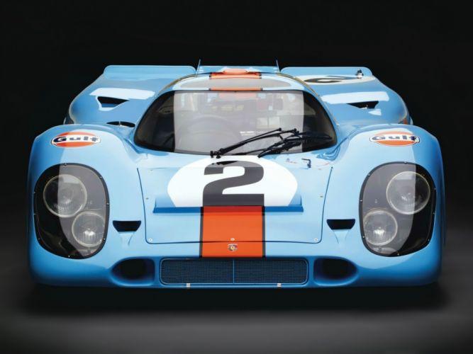 1969 Porsche 917K race racing classic 917 g wallpaper