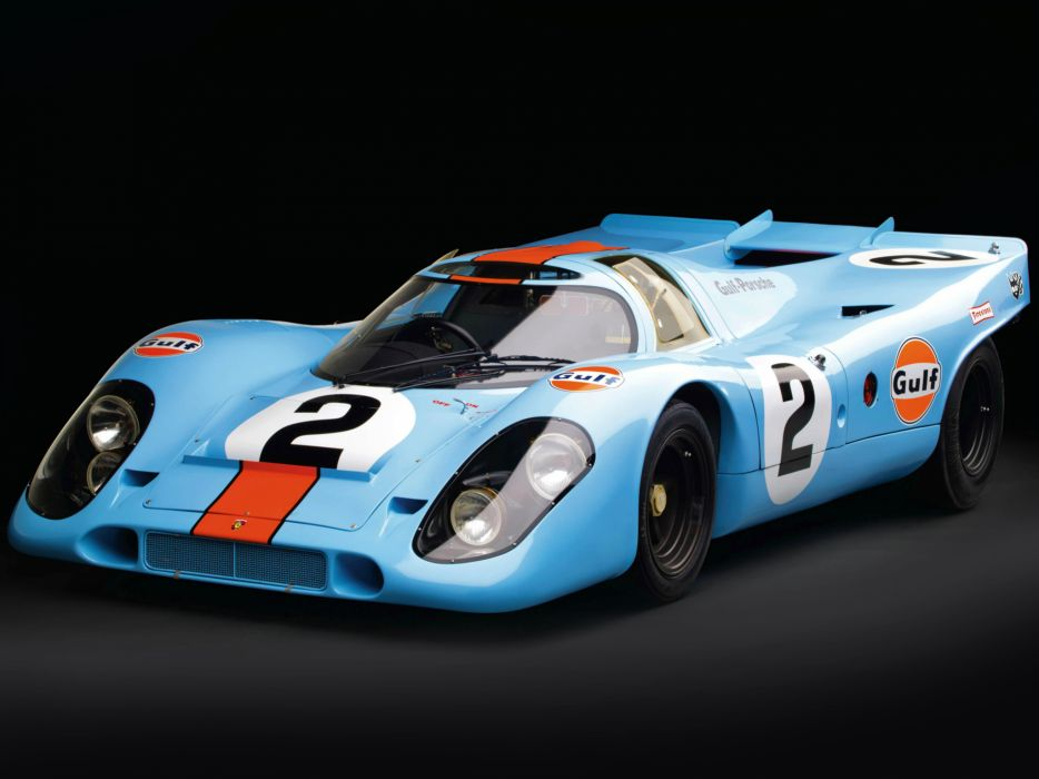 1969 Porsche 917K race racing classic 917     f wallpaper