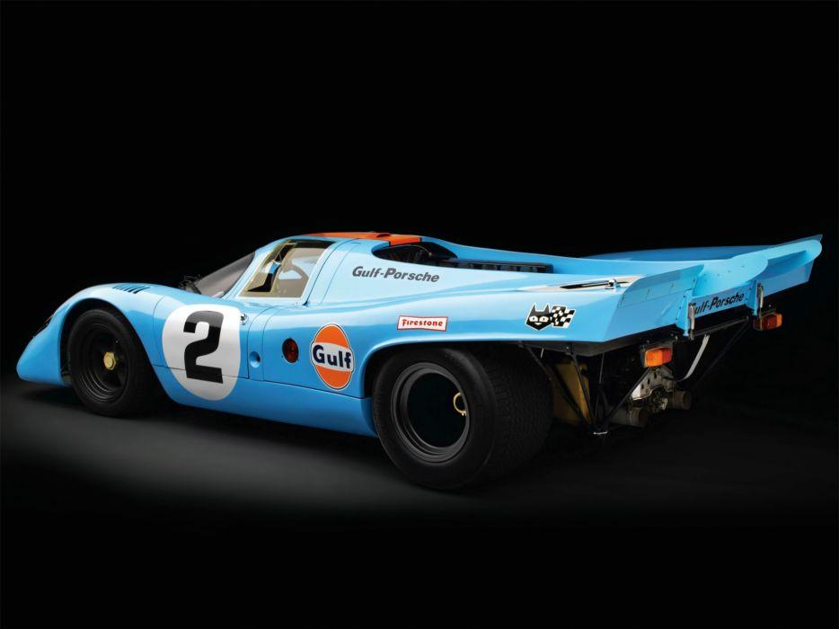 1969 Porsche 917K race racing classic 917 i wallpaper