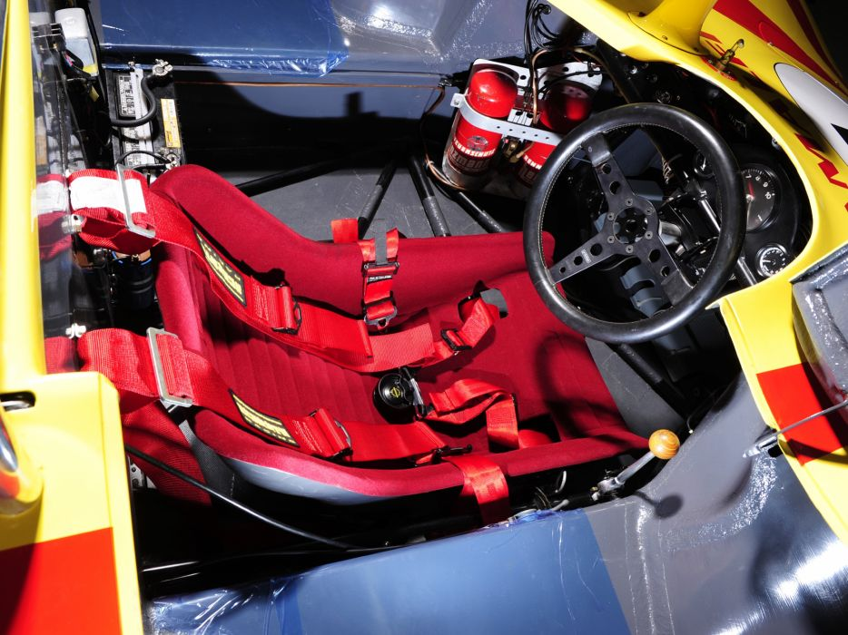 1972 Porsche 917 10 Interserie Spyder Race Racing Clic Interior F Wallpaper