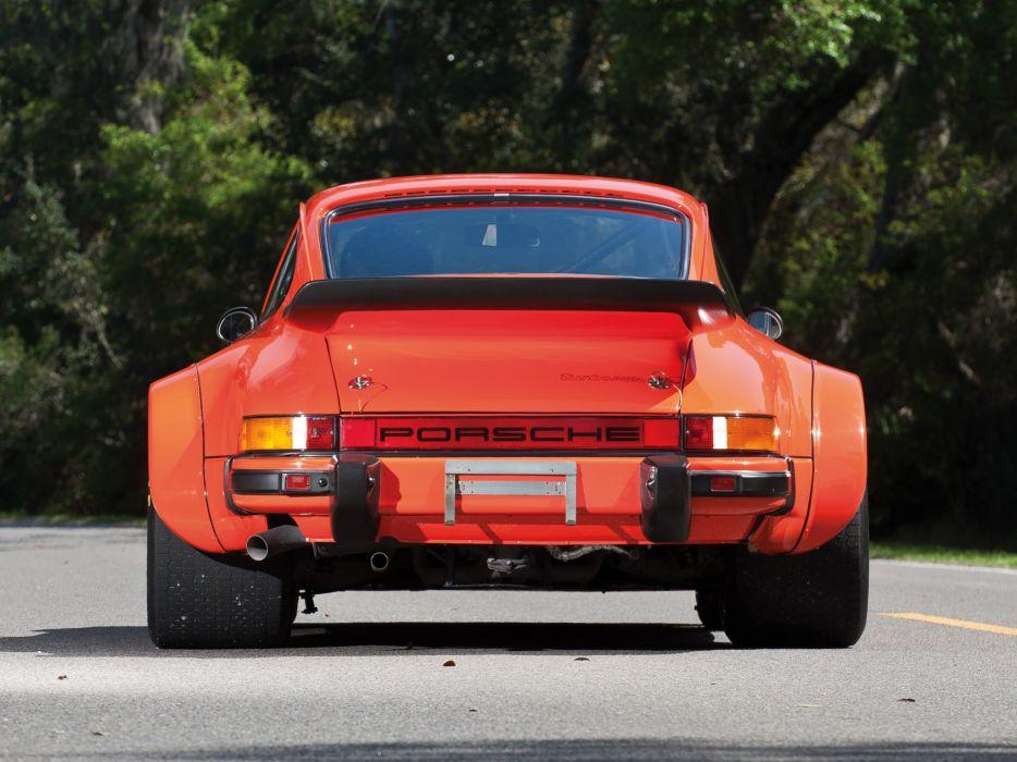 1976 Porsche 934 Turbo RSR supercar wallpaper