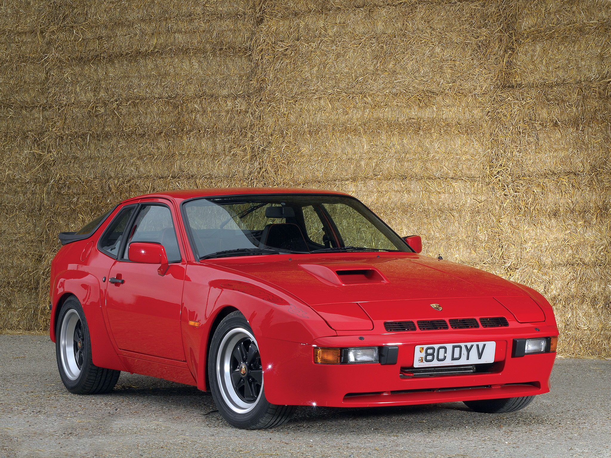 1981 porsche 924 carrera g t uk spec 937 classic supercar - 2048 supercars ...