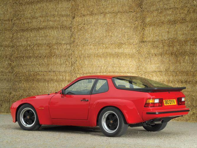 1981 Porsche 924 Carrera G-T UK-spec 937 classic supercar supercars wallpaper