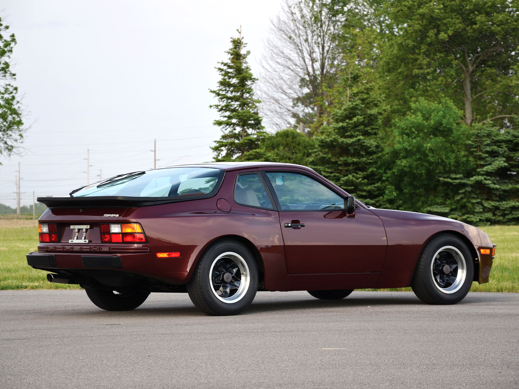 1982 Porsche 944 Coupe US-spec g wallpaper | 2048x1536 | 131465