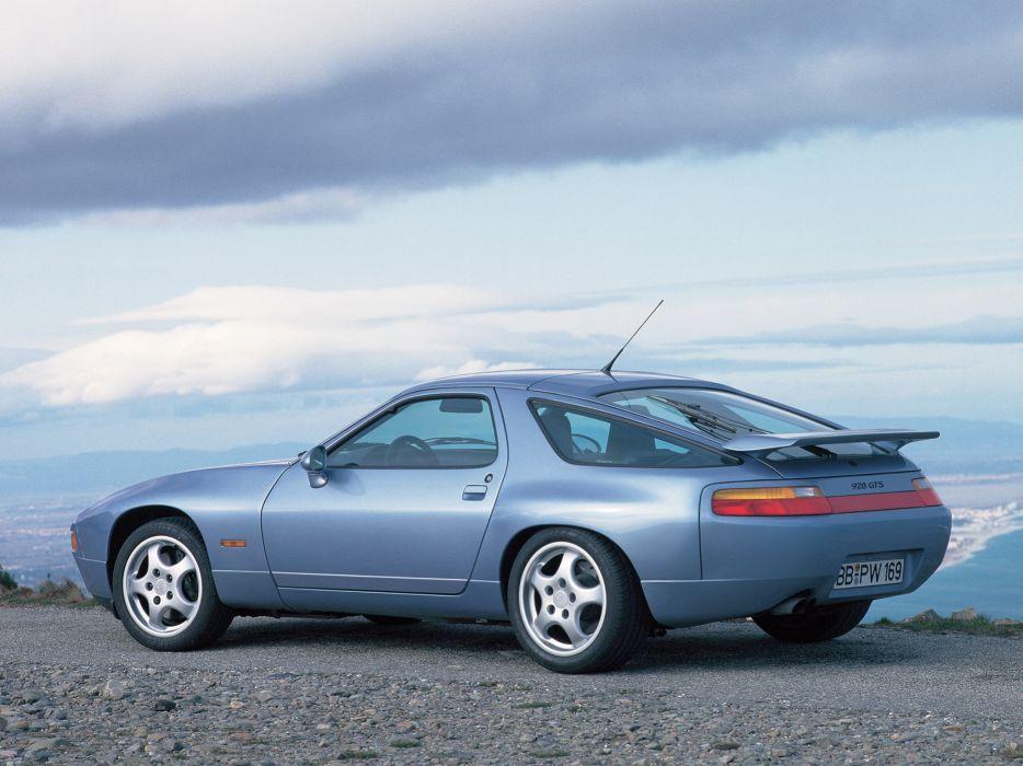 1991 Porsche 928 GTS wallpaper