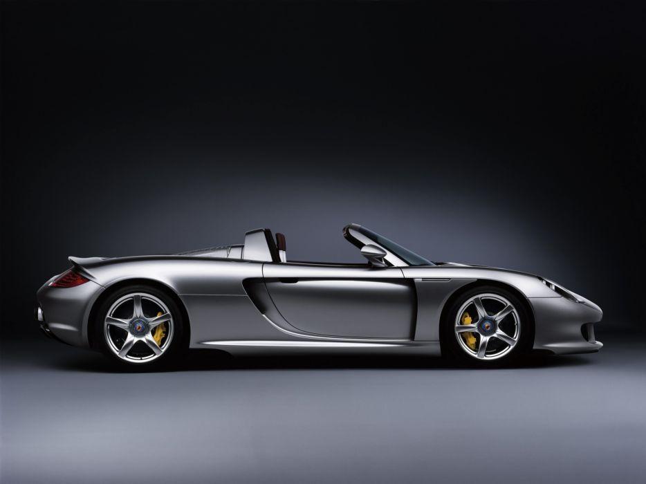2003 Porsche Carrera G-T 980 supercar   k wallpaper
