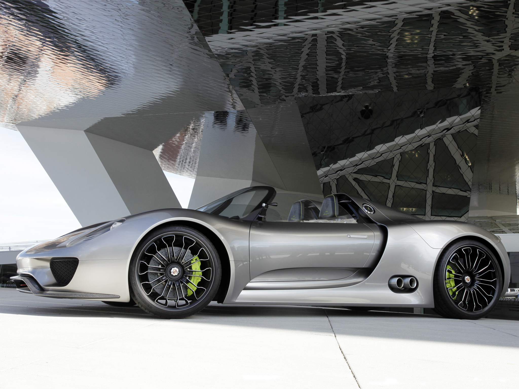 2010 porsche 918 spyder concept supercar supercars h wallpaper 2048x1536. Black Bedroom Furniture Sets. Home Design Ideas