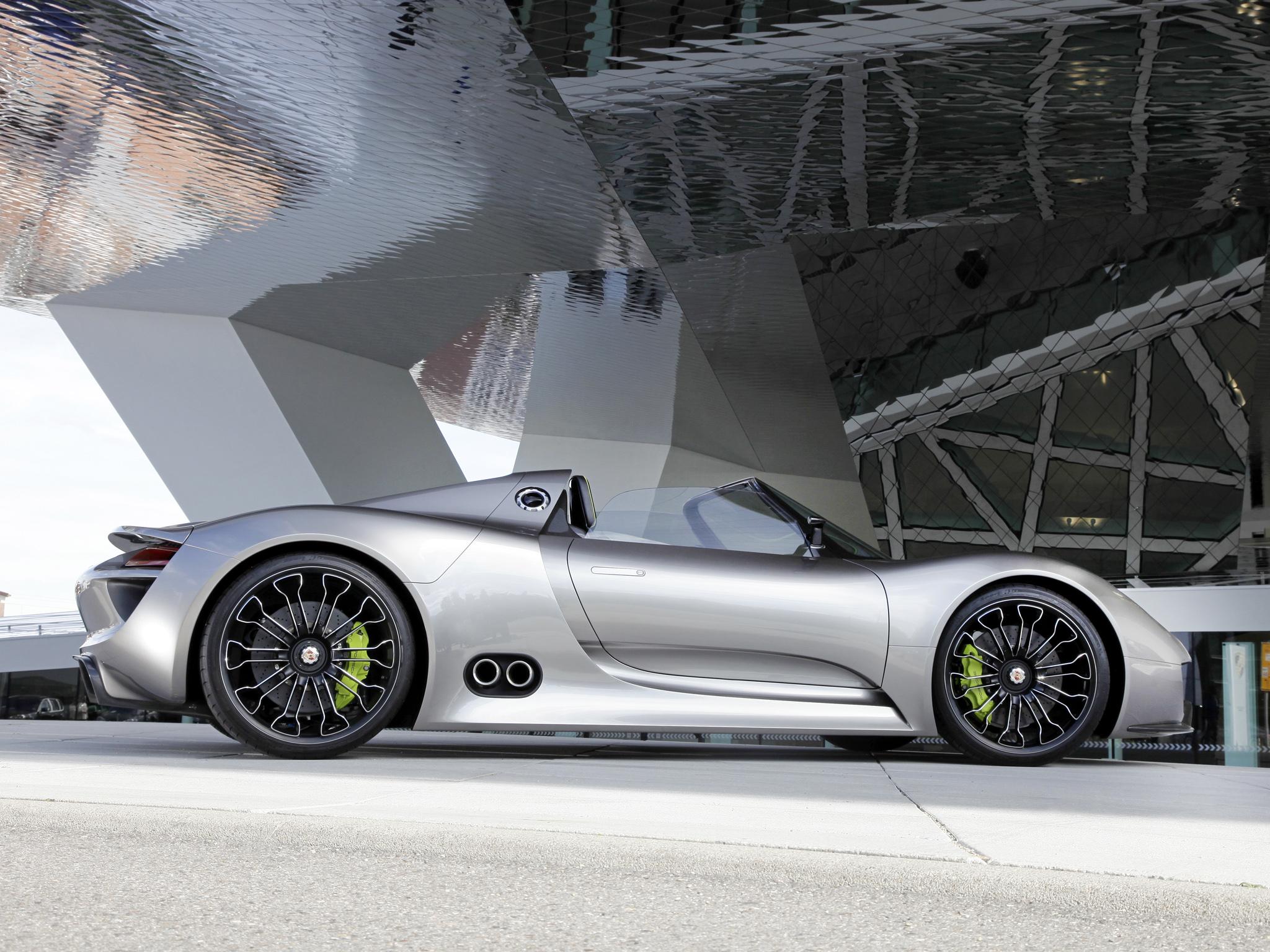 2010 porsche 918 spyder concept supercar supercars h. Black Bedroom Furniture Sets. Home Design Ideas