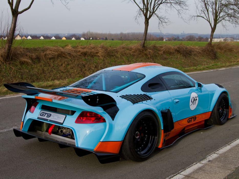 2011 Porsche 9ff GT9-CS 911 997 turbo race racing   gf wallpaper