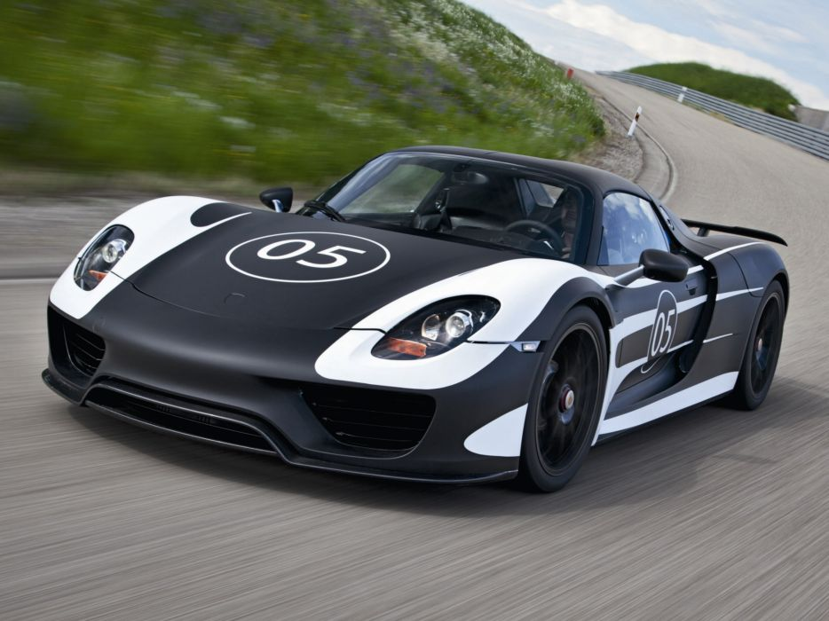 2012 Porsche 918 Spyder Prototype supercar supercar race racing     h wallpaper