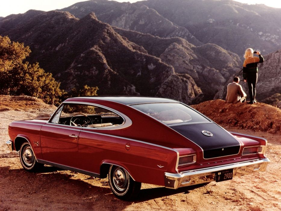 1965 Rambler Marlin classic muscle     f wallpaper