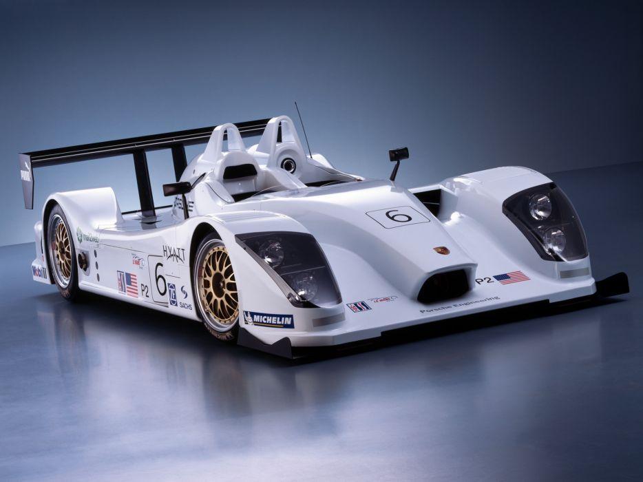 2006 Porsche RS Spyder 9R6 LMP2 race racing le-mans   j wallpaper