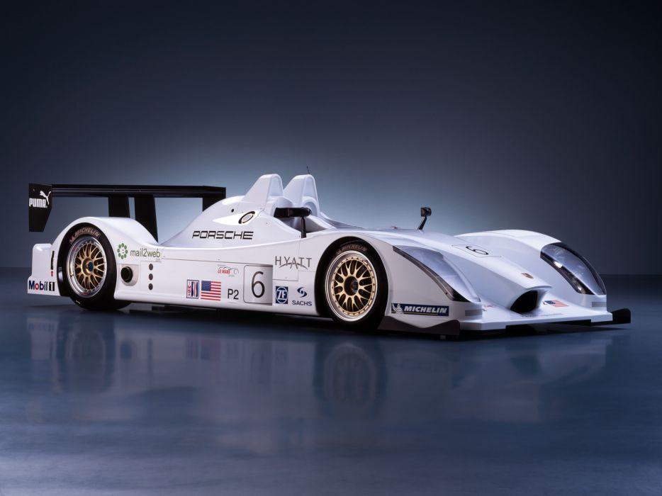 2006 Porsche RS Spyder 9R6 LMP2 race racing le-mans f wallpaper