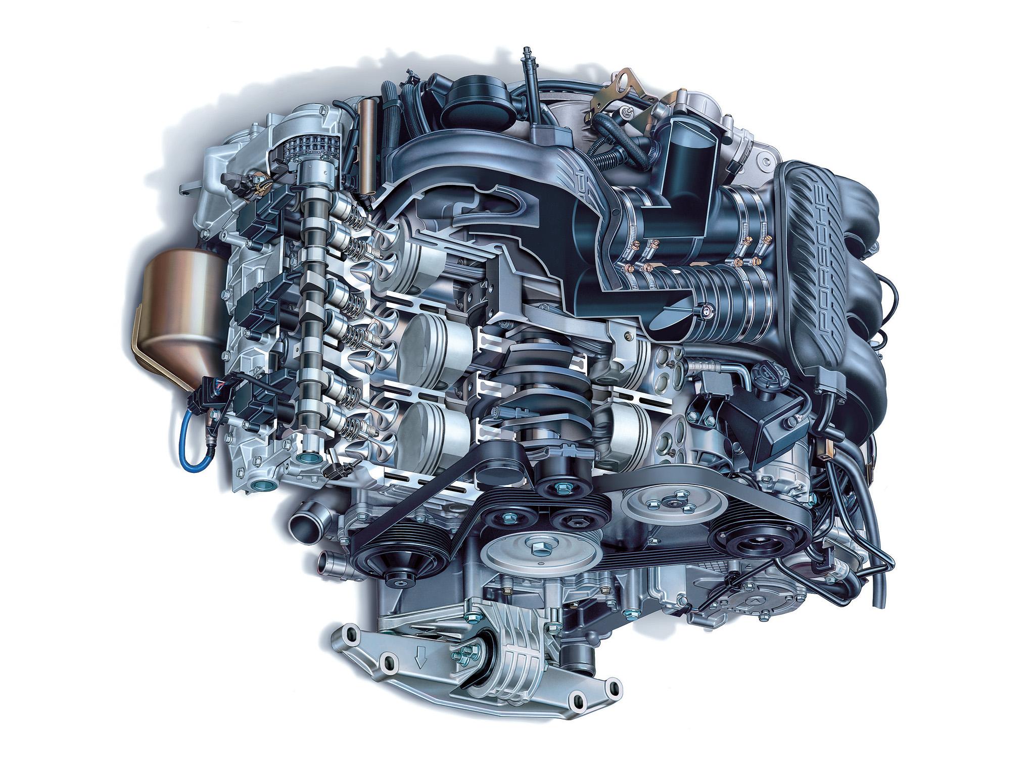 Engine porsche boxster s 986 wallpaper 2048x1536 132037 wallpaperup - Porsche engine wallpaper ...