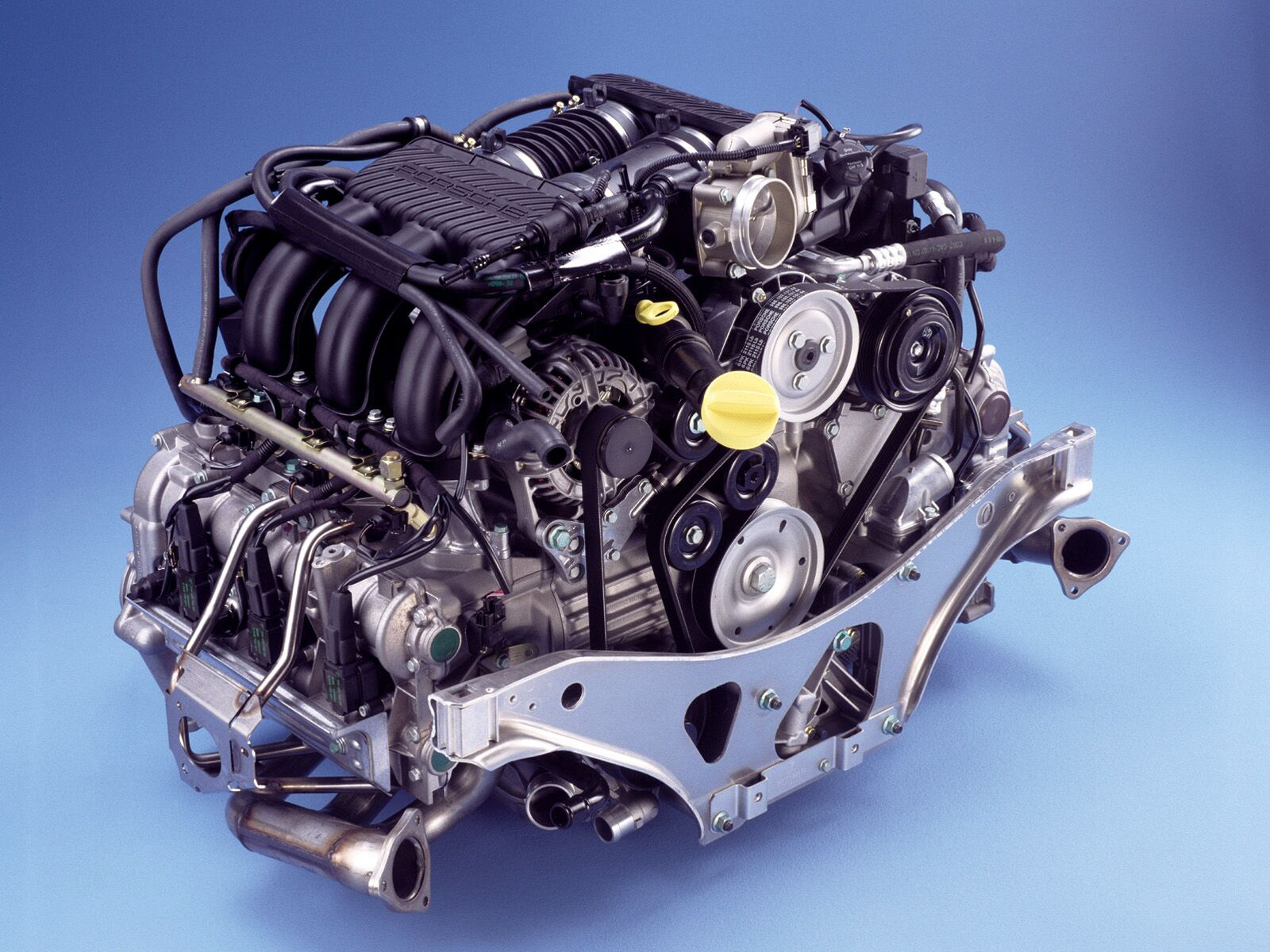 Porsche M96 Engine