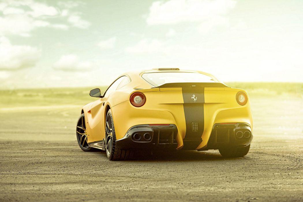 2013 Ferrari F12 Berlinetta supercar   f wallpaper