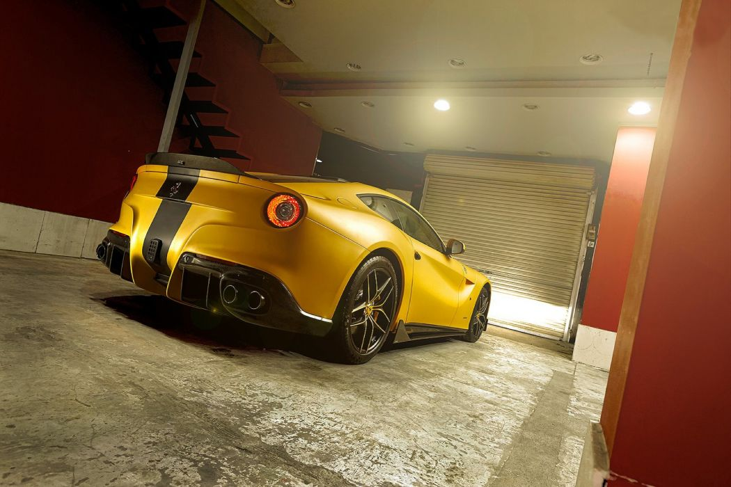 2013 Ferrari F12 Berlinetta supercar   h wallpaper