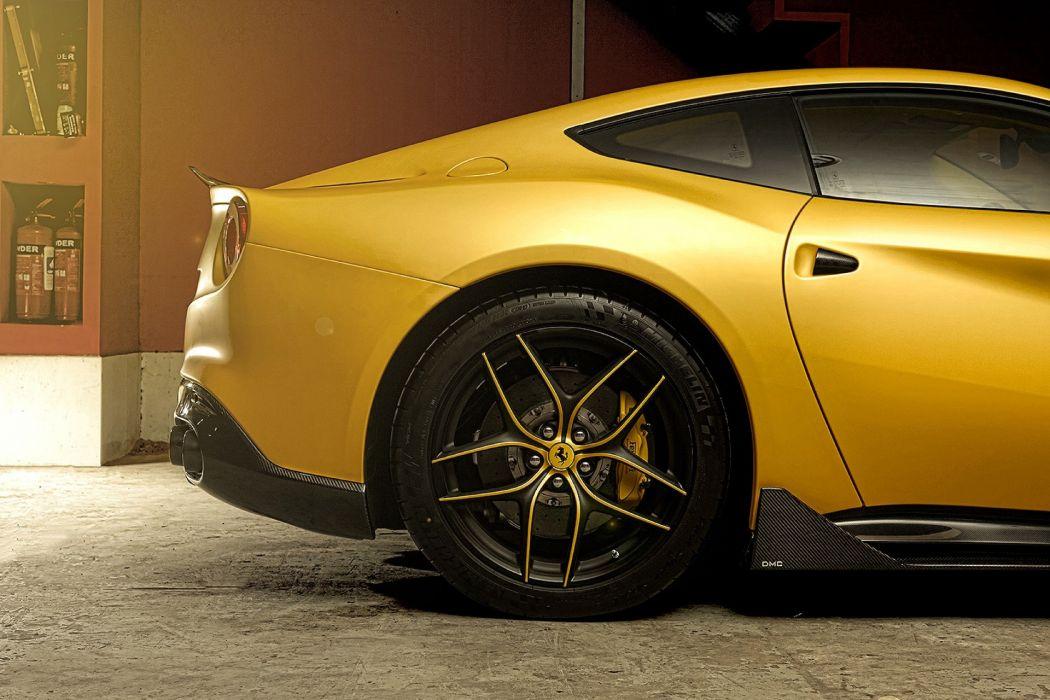 2013 Ferrari F12 Berlinetta supercar wheel wallpaper