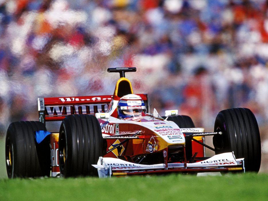 1999 Williams FW21 formula one f-1 race racing    fd wallpaper